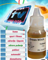 Green Witch eliquid