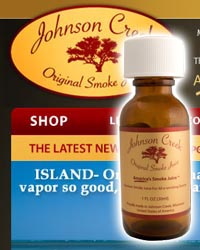 Johnson Creek Original Smokejuice e-liquid store