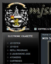MJSmoking e-liquid store