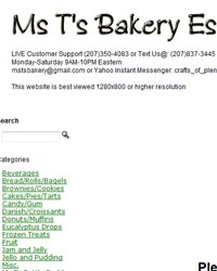 Ms T's Bakery Essentials e-liquid store