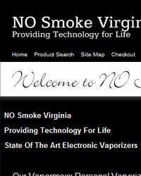 No Smoke Virginia e-liquid store