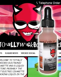 Totally Wicked UK e-liquid store