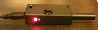 Bartleby e-cig battery box mod