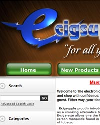 EcigSupply e-liquid store