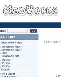 MadVapes e-liquid store